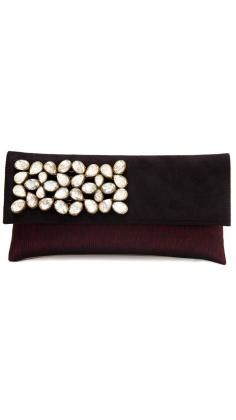 Beautiful Designer Clutch Bags and Purses from Indian Fashion Designer Pinky Saraf. Shop the latest collections of Accessories and Apparel from leading Indian Designers at Strand of Silk - http://strandofsilk.com