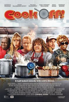 Cook Off - movie trailer -> https://teaser-trailer.com/movie/cook-off/  #CookOff #CookOffMovie #MovieTrailer #MelissaMcCarthy #BenFalcone #StephenRoot