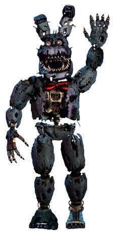 Endoskeleton 1 full body by JoltGametravel on DeviantArt - Nightmare Bonnie full body *thank you image* by JoltGametravel - Fnaf Oc, Anime Fnaf, Five Nights At Anime, Five Nights At Freddy's, Fnaf Golden Freddy, Fnaf Wallpapers, Freddy Fazbear, Fnaf Characters, Fnaf Drawings