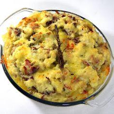 Rotisserie Chicken Shepherd's Pie