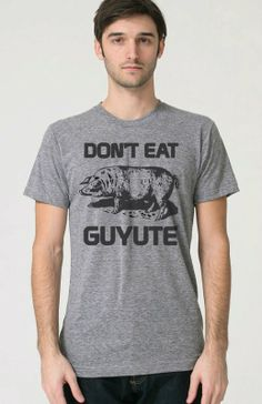 Don't eat Guyute: A message from pigs everywhere