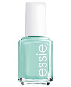 essie nail color, mint candy apple
