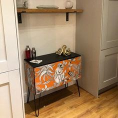 Mi-siècle moderne rétro gplan dressing table upcycled | Etsy