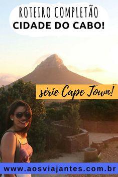 #SignalHill na #CidadedoCabo é um dos lugares incríveis desse roteiro lindão por #CapeTown! Não perca! #africadosul #blogdeviagem