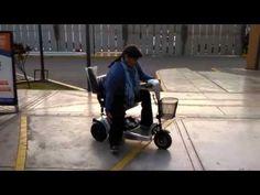VENDO Scooter Electrico potente - YouTube