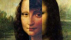 The face of DaVinci's adopted son as a child appears almost as a MonaLisa TWIN!  Why?  See a large image of the painting of the boy @ http://upload.wikimedia.org/wikipedia/commons/9/92/Gian_Giacomo_Caprotti_-_Salai.jpg