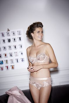 Simone Perele FW15 #lingerie #llenceria #simoneperele #fw15