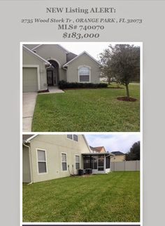 New Listing Alert: Just listed in Spencers Plantation! Brought to you by Shebbie Raymer of INI Realty Investments, Inc., the first 100% Commission Real Estate Office in Jacksonville, FL. www.100RealEstateJax.com