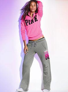 Boyfriend Pant - Victoria's Secret PINK - Victoria's Secret