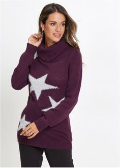 Gensere til dame - stort utvalg hos bonprix. The Selection, Turtle Neck, Sweaters, Fashion, Moda, Sweater, Fasion, Pullover