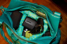 DIY Camera Bag Tutorials - From Old Purse to New Camera Bag! - The Crafted Sparrow