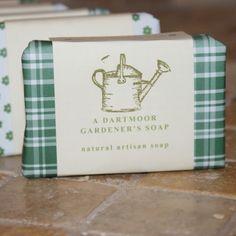 Dartmoor Gardener's Soap   www.thedartmoorsoapco.co.uk