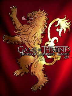 game of thrones lannister coat of arms - Google Search
