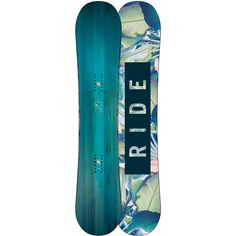 Ride Baretta Snowboard - Women's 2016