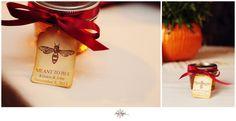 meant to bee, honey favor, bridal shower favor, bridal shower theme idea, fall engagement, jaye kogut photography