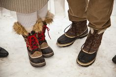 Yay for winter weddings!