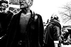 Fabric of a worker ~Tomasz Ćwiertnie Photography