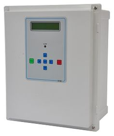 The Series 200 microprocessor controller is a very versatile controller for reverse osmosis systems. The controller offers features and options that make it an exceptional choice for large commercial and industrial reverse osmosis systems.