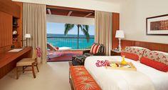 Mauna Kea Beach Hotel, Kohala Coast, Hawaii...