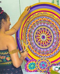 Mara Dias // Mandala Art