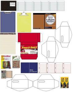 Papeleria - papermodel2 - Picasa Web Albums