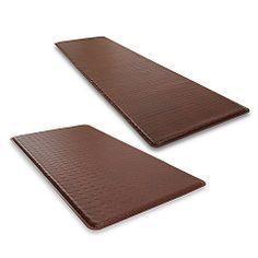 GelPro® Basketweave Truffle Cushion Mat