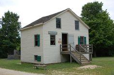 Old Bethpage Village Restoration…went here on a school field trip <3