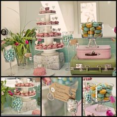 Travel Theme First Birthday Party Ideas, Decor