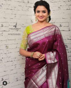Image may contain: 1 person, standing Ashok Kumar, Dress Suits, Dresses, Indian Beauty Saree, Beautiful Indian Actress, Saree Blouse, Indian Actresses, Blouse Designs, Silk Sarees