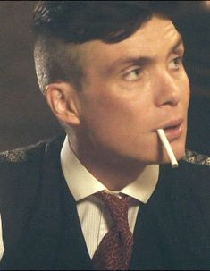 Peaky Blinders (Tommy Shelby played by Cillian Murphy) Peaky Blinders Tommy Shelby, Peaky Blinders Thomas, Cillian Murphy Peaky Blinders, Boardwalk Empire, Cillian Murphy Tommy Shelby, Peaky Blinders Tv Series, Murphy Actor, Birmingham, Red Right Hand