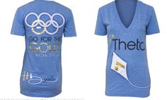 In honor of the Olympics this summer, WC KAO should make these our bid day shirts for fall!!!