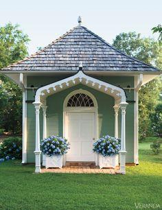 Georgia, Southern Gothic Home - Furlow Gatewood Design - Veranda
