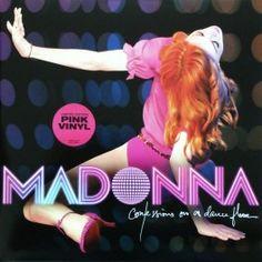 Madonna+Confessions+On+A+Dance+Floor+2LP+Vinil+Rosa+Edição+Limitada+Capa+Gatefold+2005+EU+-+Vinyl+Gourmet