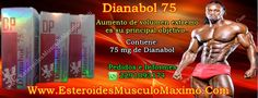Dianabol 75 mg x 10 ml - Precio ( $700 Pesos ) Dragon Pharma