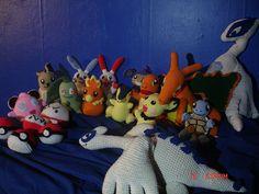 Crochet Pokemon- I did it!