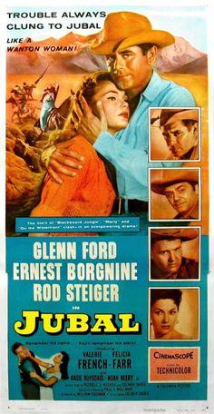 CineClasicoMania: Jubal (Delmer Daves, 1956)