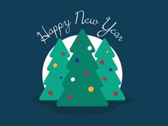 Happy New Year! designed by Mary Kvitt for KPD Media. Happy New Year Wishes, New Year Greetings, Happy New Year 2020, Android Wallpaper Quotes, Iphone 7 Plus Wallpaper, Iphone Wallpapers, Mary Christmas, Merry Christmas And Happy New Year, Happy Holidays