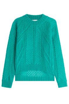 PulloverwithMohairfromVIONNET   Luxury fashion online   STYLEBOP.com