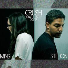 Ojo con esta canción! Cover de #Crush con MINS. Link en mi bio #music #cover #yuna #usher #soundcloud