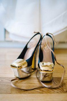 The Wedding Scoop Spotlight: Bridal Shoes - Part 2