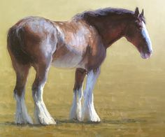 Clyde by Kathleen Dunphy Oil ~ 17 x 21