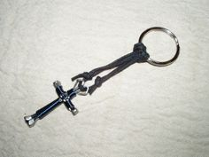 horseshoe nail cross instructions