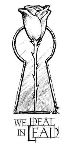 vulpana: JeffStokely (via Dark Tower Tattoo 1 by *JeffStokely on deviantART)