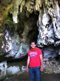 Acabo de compartir la foto de JOEL PAULINO que representa a: Caverna de Qiocta