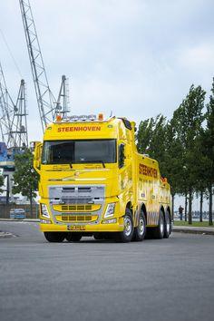 Cab Over, Heavy Duty Trucks, Volvo Trucks, Tow Truck, Rigs, Big Trucks, Autos, Branding, Wedges