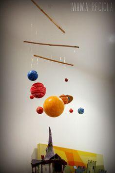 Mamà recicla Sistema Solar, 2nd Floor, New Toys, Solar System, Montessori, Kids Toys, Activities, Create, Clothes