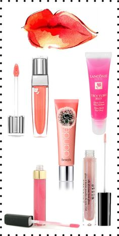 my favorites: lip gloss