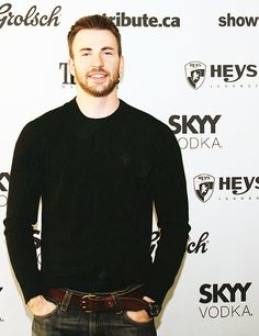 Chris Evans | Practically perfect in every way <3<3<3