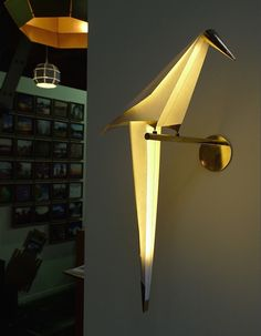 Kirsty Whyte's Photograph of Umut Yamac's Perch Light