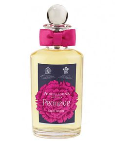 Peoneve by Penhaligons: Violet Leaf, Peony, Bulgarian Rose, Hedione, Vetiver, Musk, Cashmere Wood